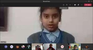 Hindi Hasya Kavita Vachan- Class V