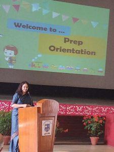 Prep Orientation