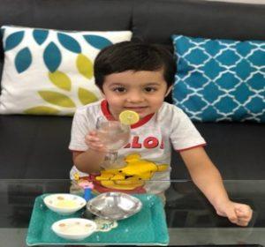 Nursery and Prep - Lemonade Making Activity