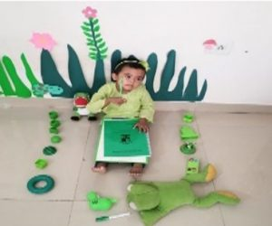 Colour Month- Nursery