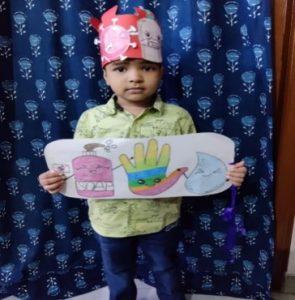 Hindi Recitation- Nursery